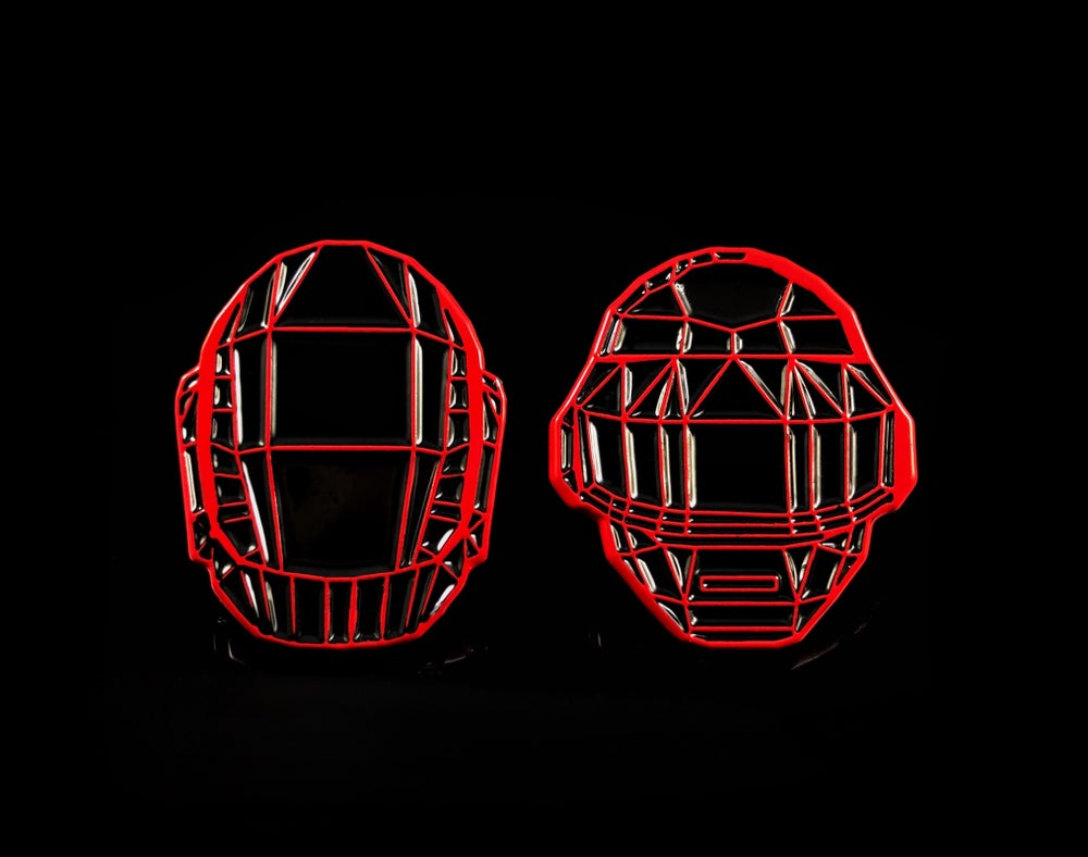 Image of Polygon Encore Helmets (VQD x Pinupper - Special Collaboration Release)