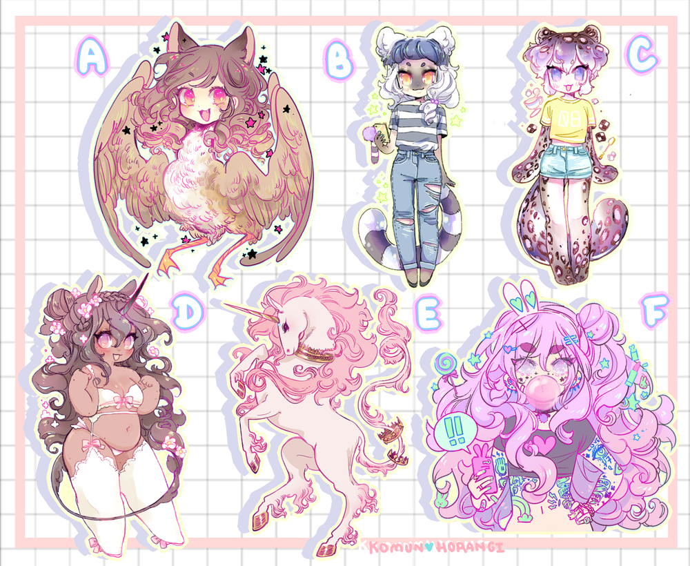 Image of Original Charms 3in