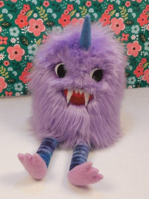 Image of Baby Monster plush toy