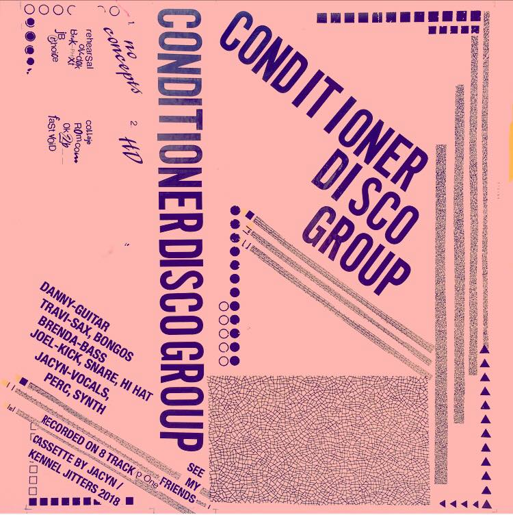 Image of Conditioner Disco Group CASS EP