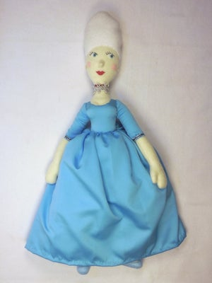 Image of Headless Marie doll