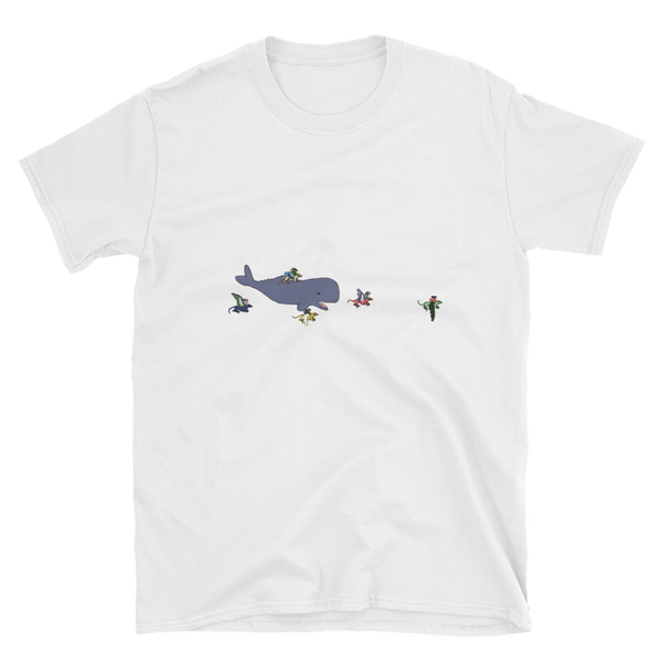 Image of Flock Crossing T-Shirt