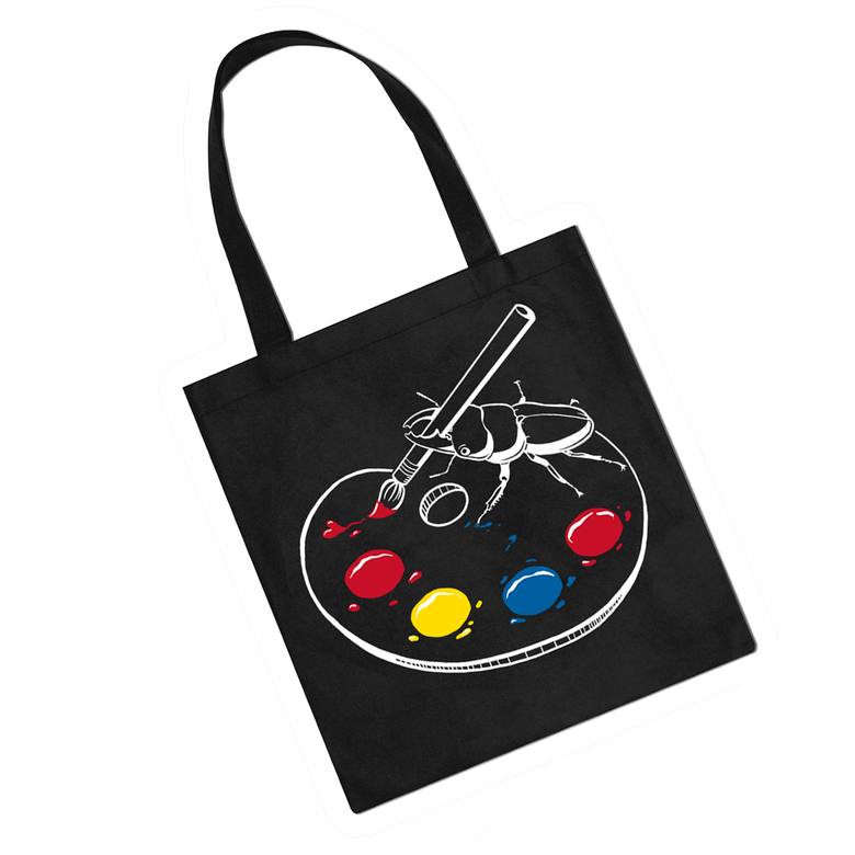 Image of Painting Pal Tote Bag