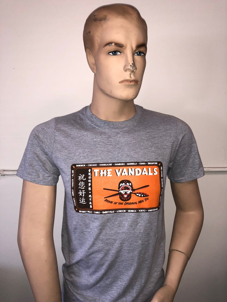 Image of Your Favorite Vandals Tiki Shirt