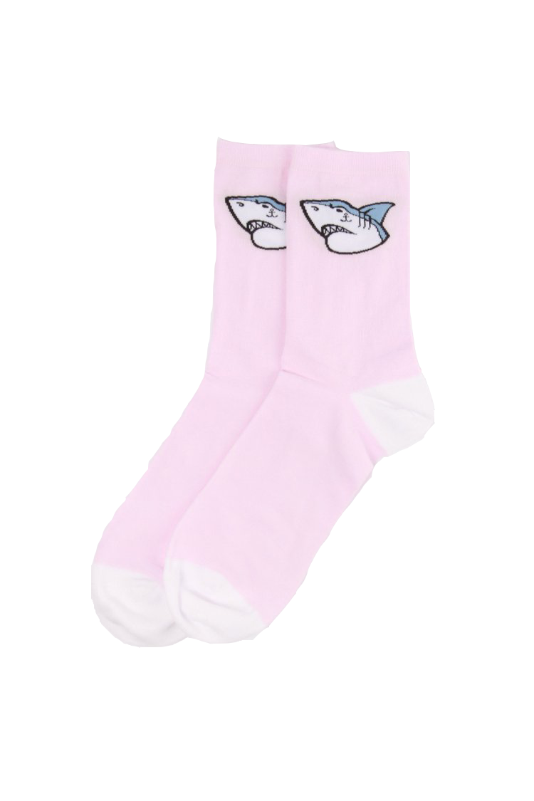 Image of Pink Socks