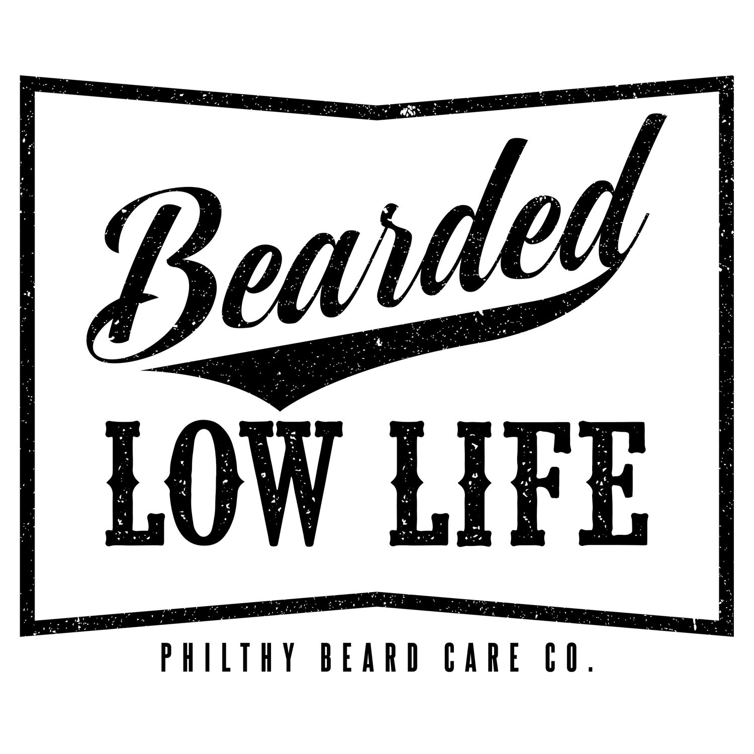 Image of Men's Bearded Low Life Tee