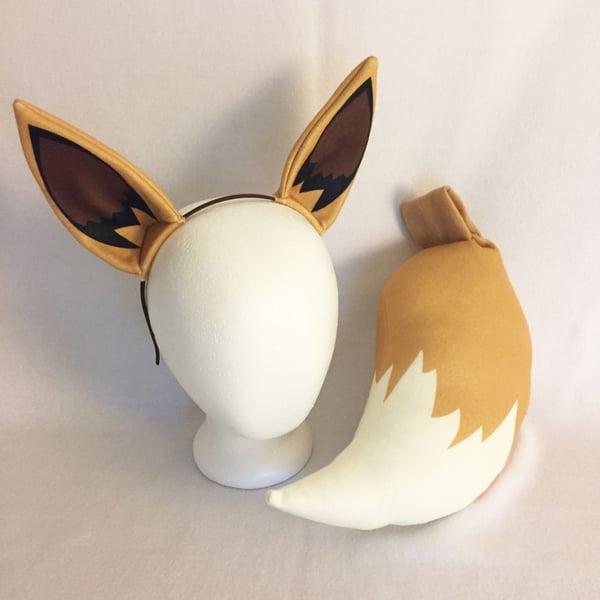 Image of Eevee Ears or Tail
