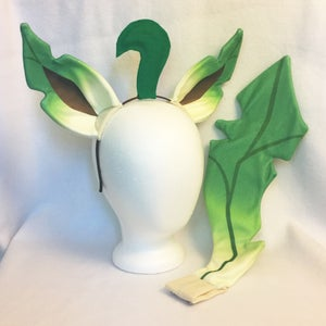 Leafeon Ears or Tail
