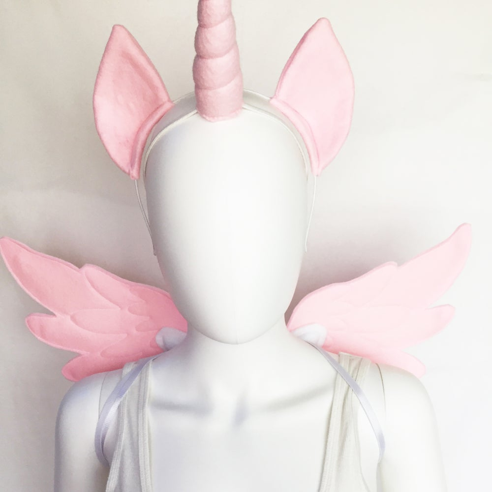 Image of Custom Winged Unicorn Set (18 colors)