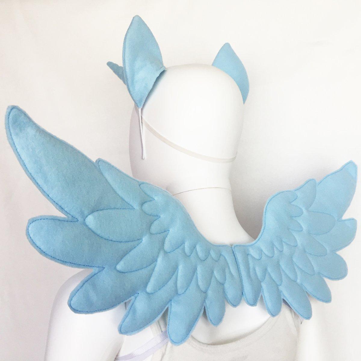 Image of Custom Winged Unicorn Set (18 colors)