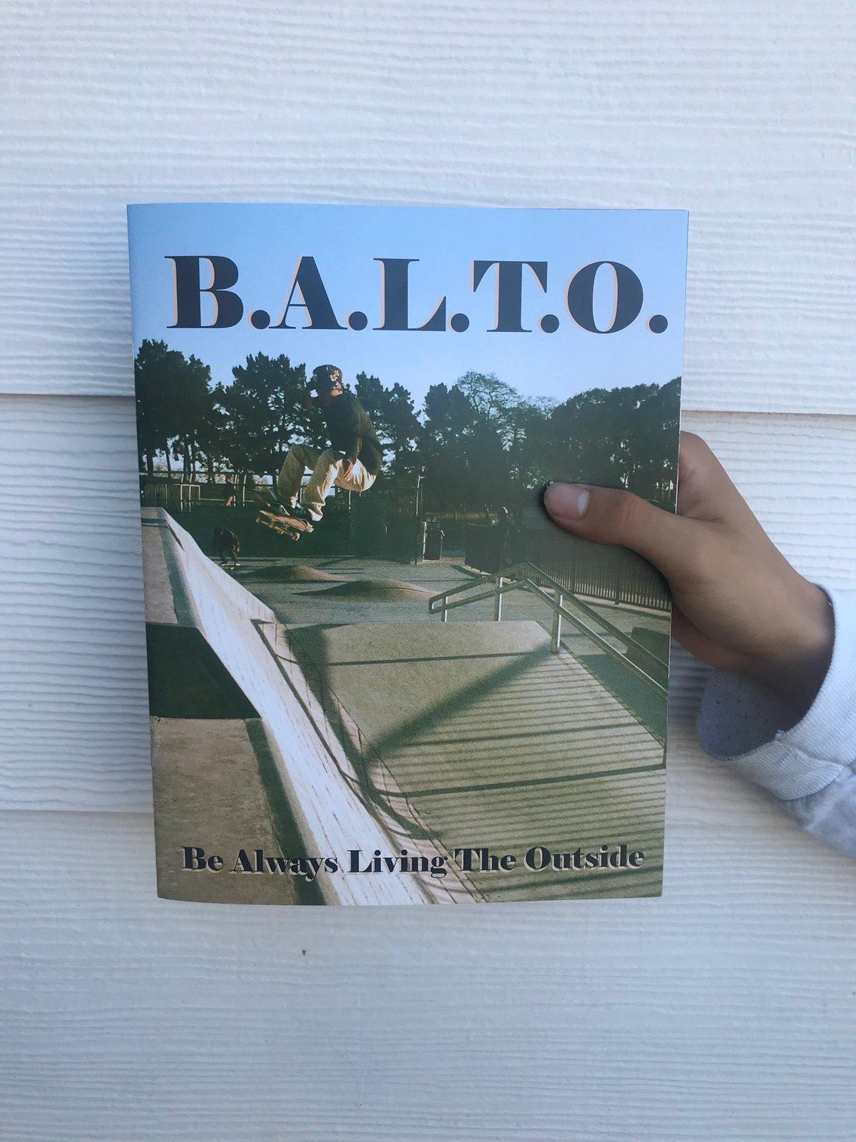Image of B.A.L.T.O. #4