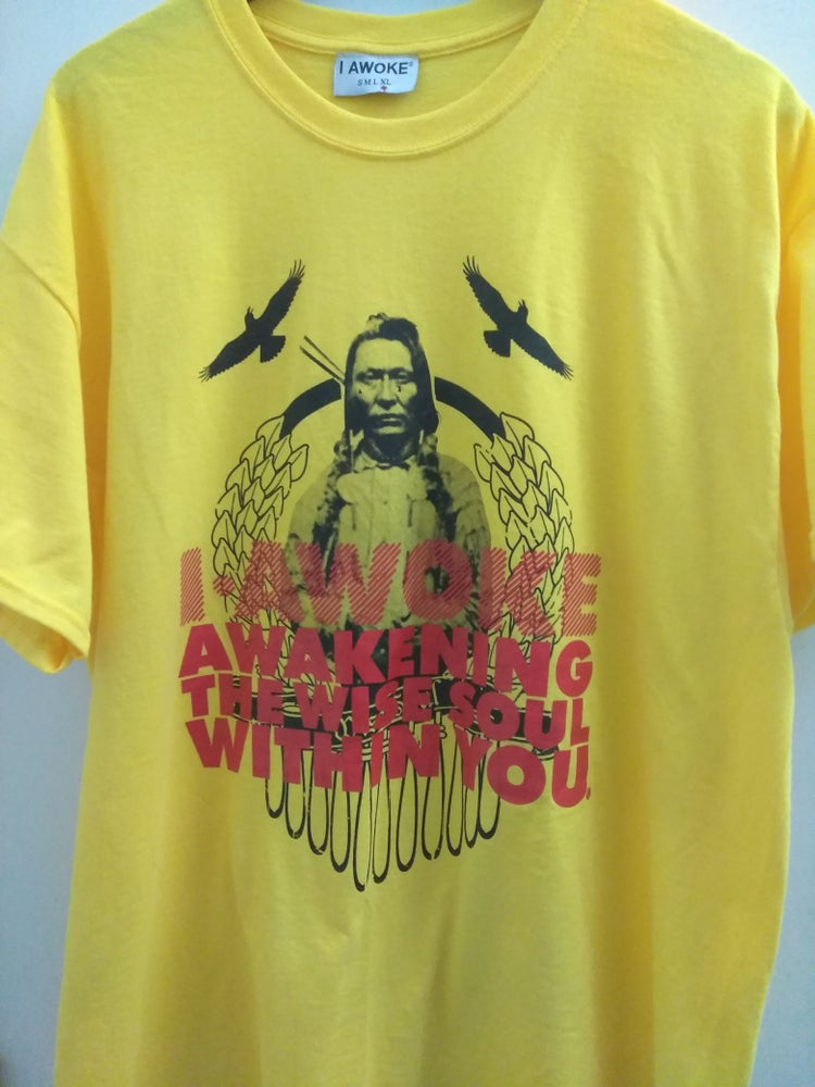 Image of I Awoke Wise Soul T-Shirt