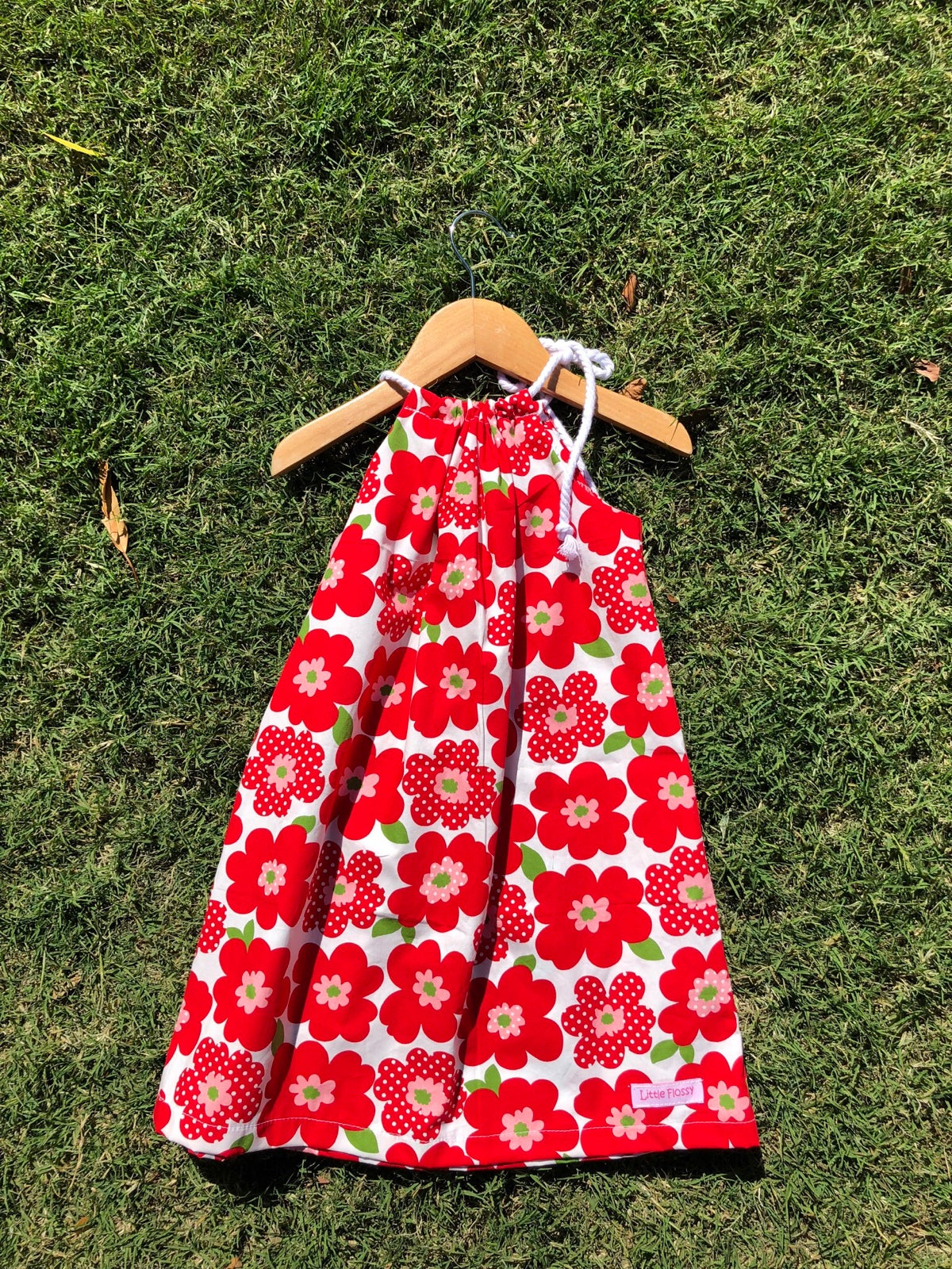 Image of 'Strawberry Fields' Dress