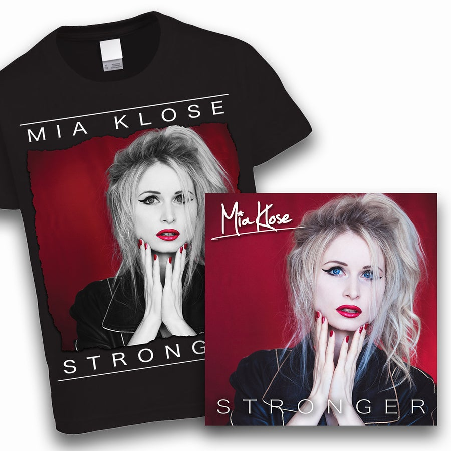 Image of ALBUM & T-SHIRT BUNDLE