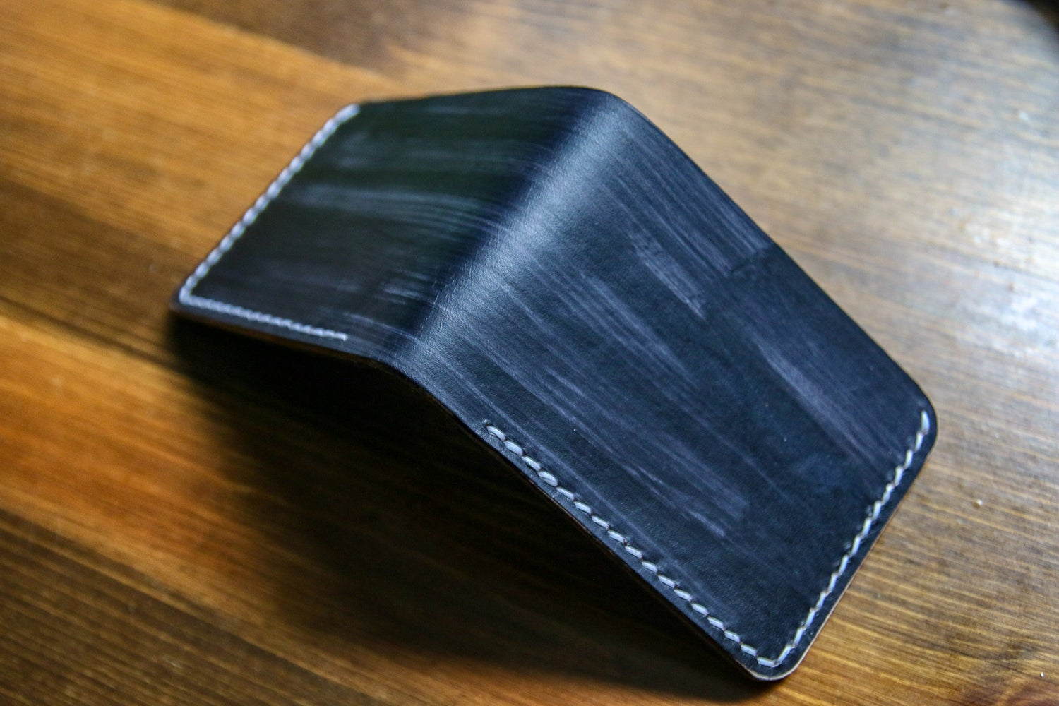 Image of Hand Dyed Wave Bifold