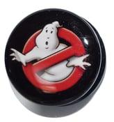 Image of Ghostbusters Logo Acrylic Plug
