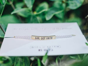 Image of Girl Got Faith Bracelet
