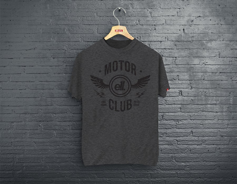 Image of E11evens T-shirt - Vintage Motor Club