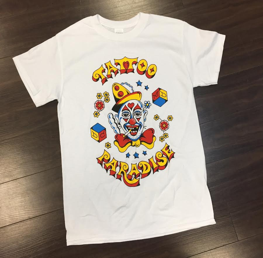 Image of Smokin' Clown Tee