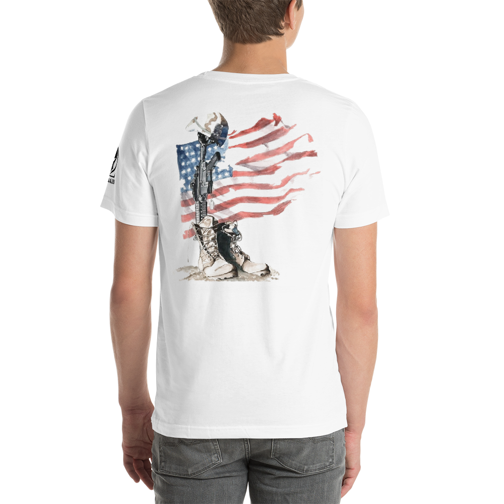 Image of TiredPatriot Special Edition Free Speech Tee