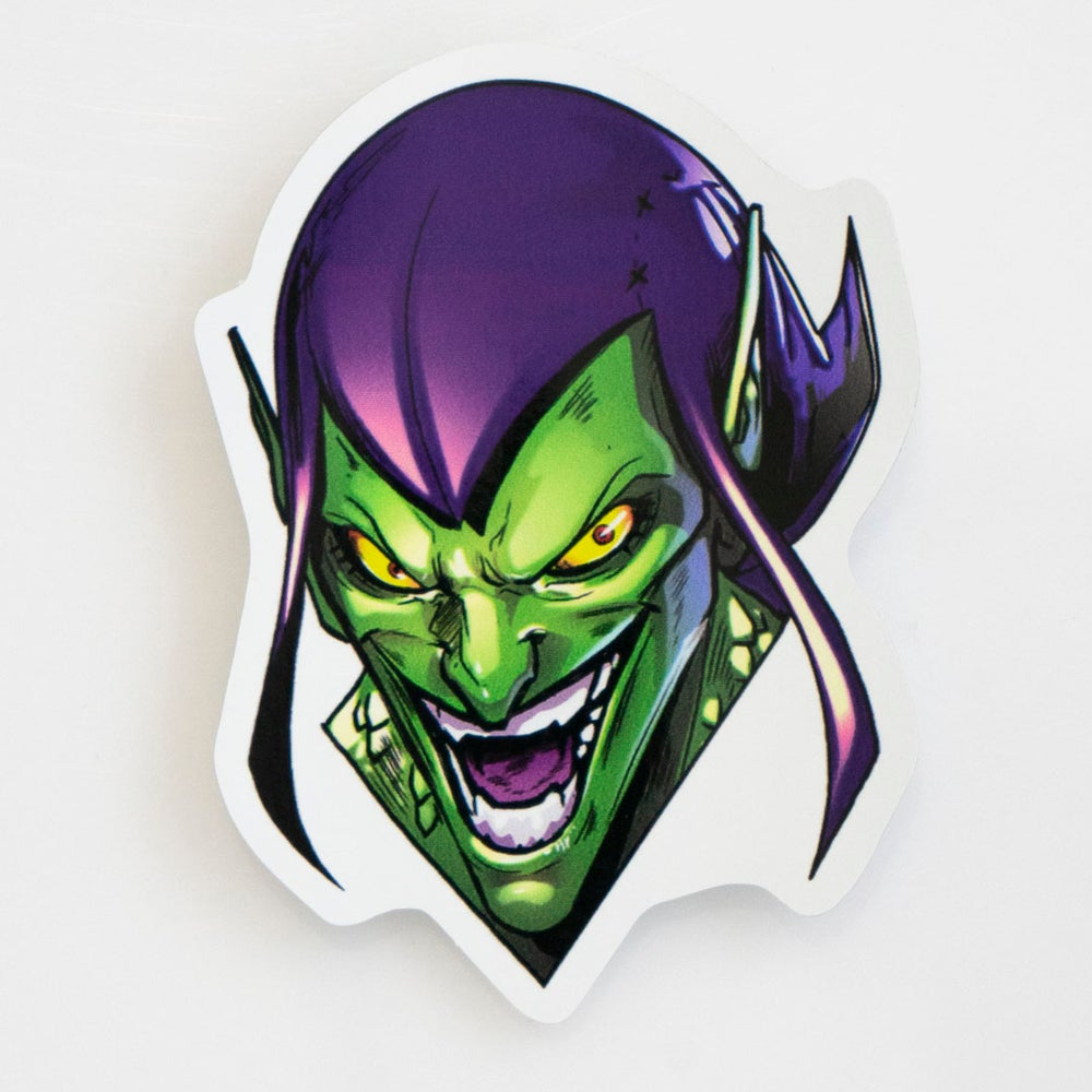 Image of Green Goblin Sticker