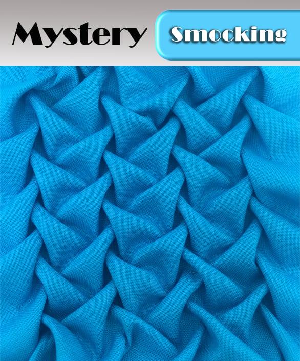 PDF - Heirloom Smocking Pattern - 11 - Mystery