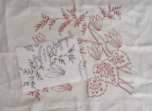 Image of PDF - Embroidery Pattern - Vintage - Good Night