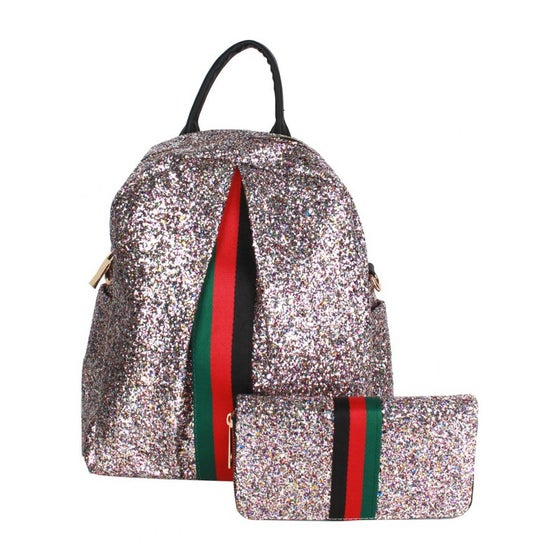Image of Gucci inspired backpack