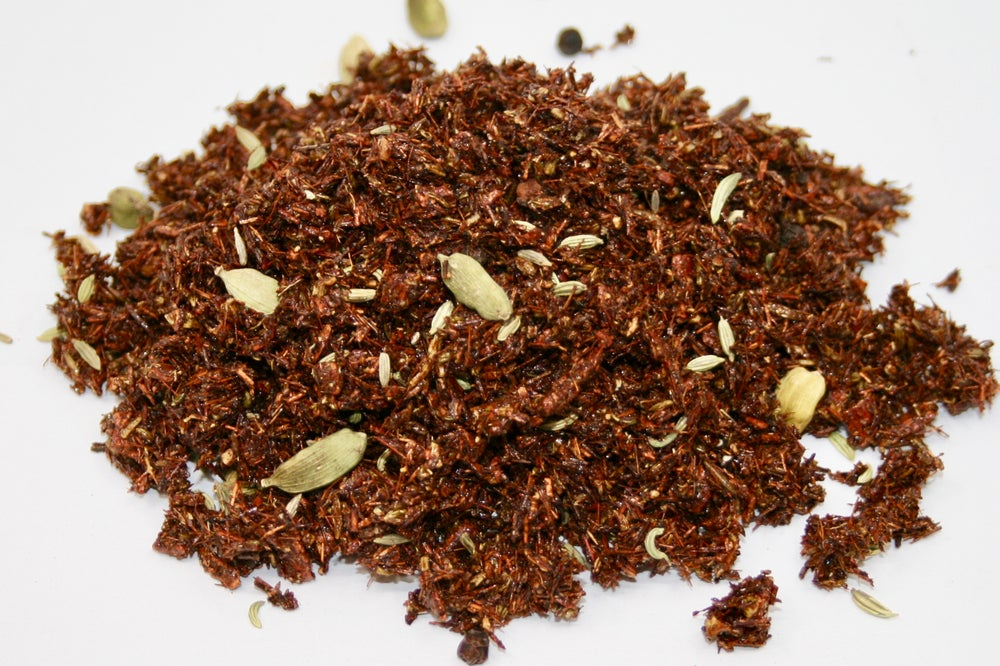 Image of Wet Rooibos Chai