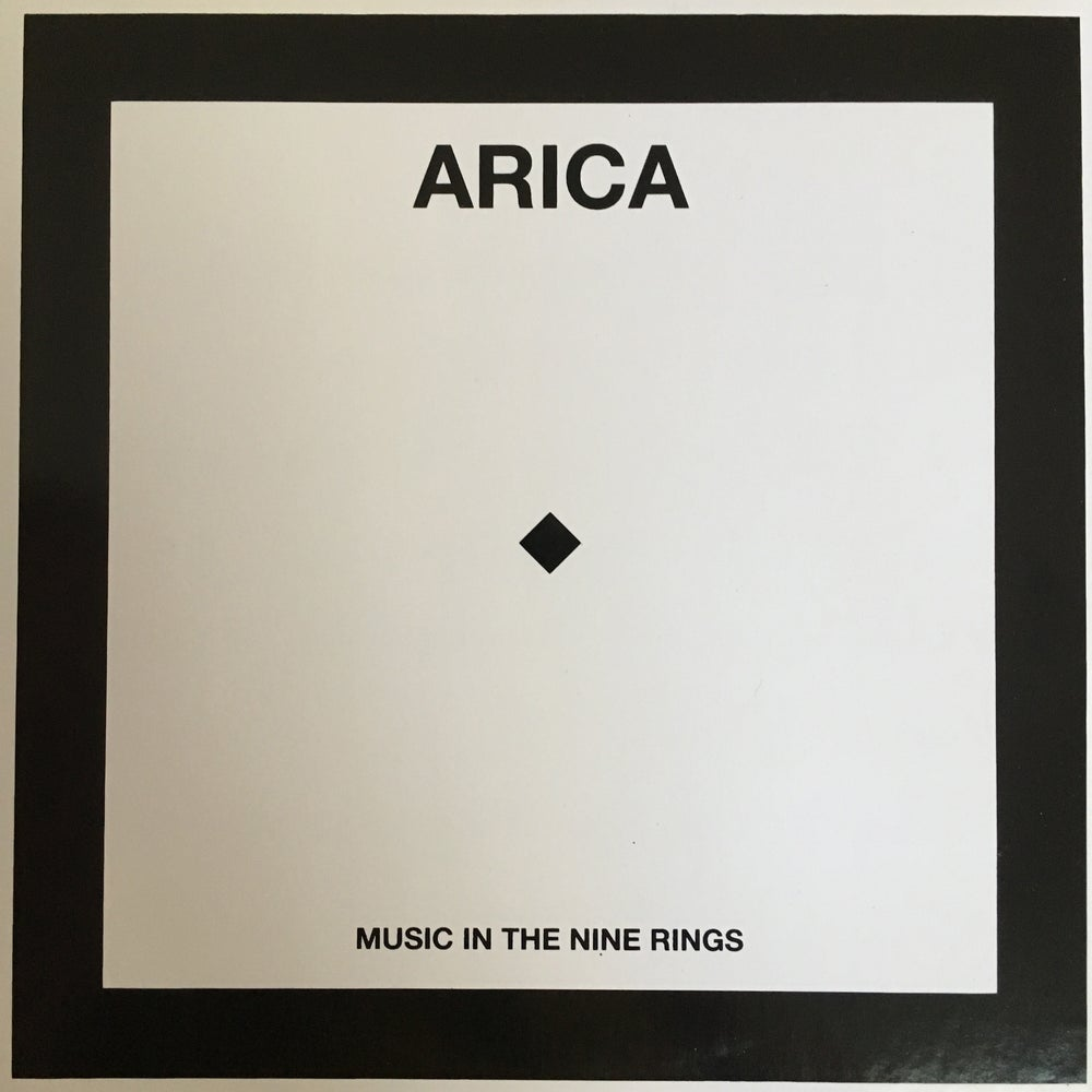 Image of Arica ‎– Music In The Nine Rings