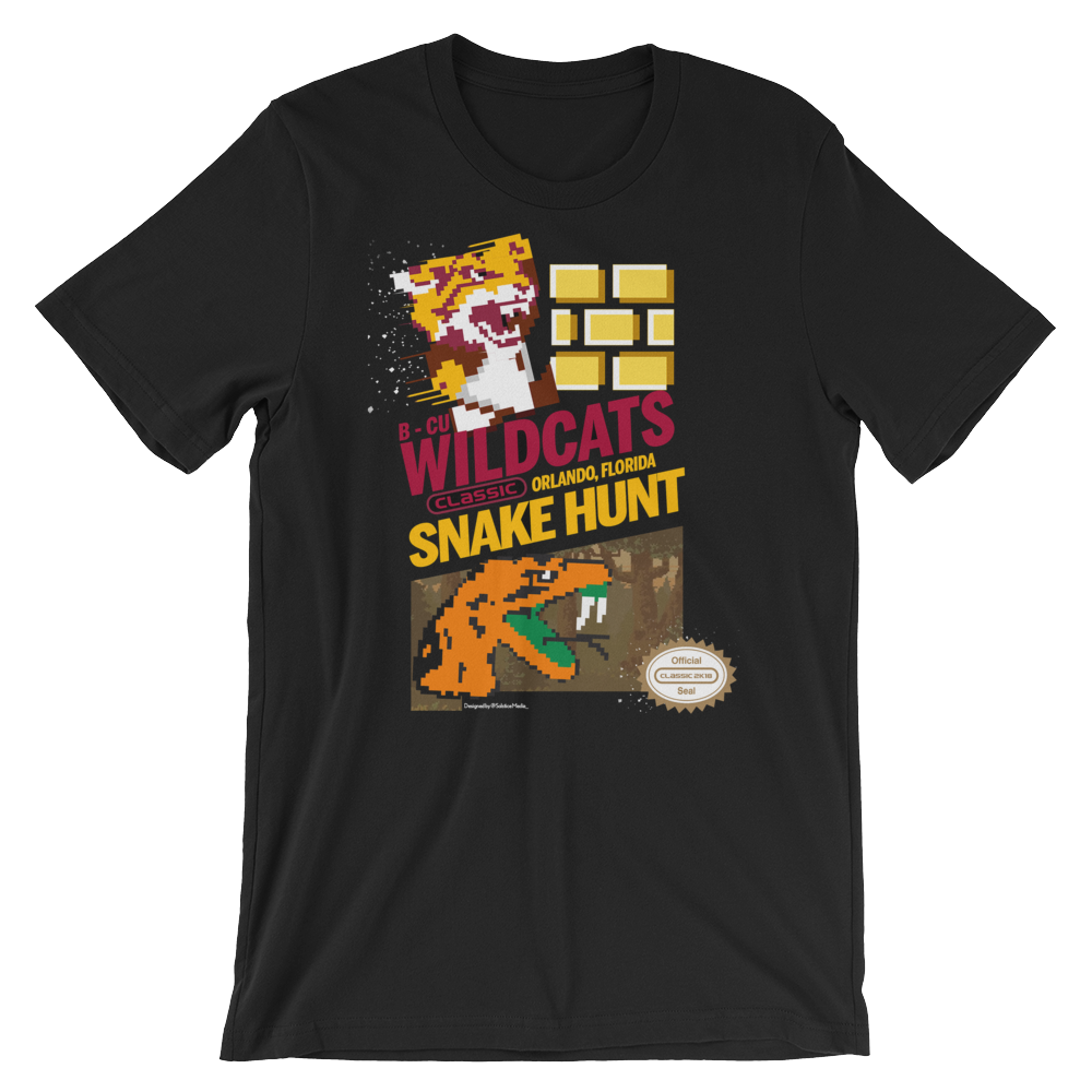 Image of Wildcats Snake Hunt