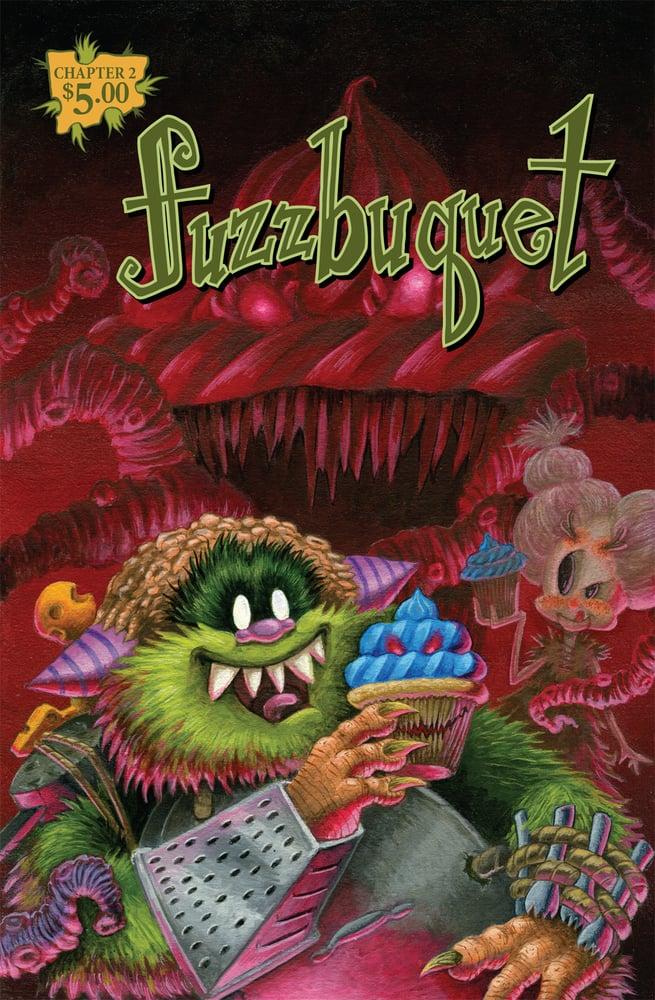 Image of Fuzzbuquet #2