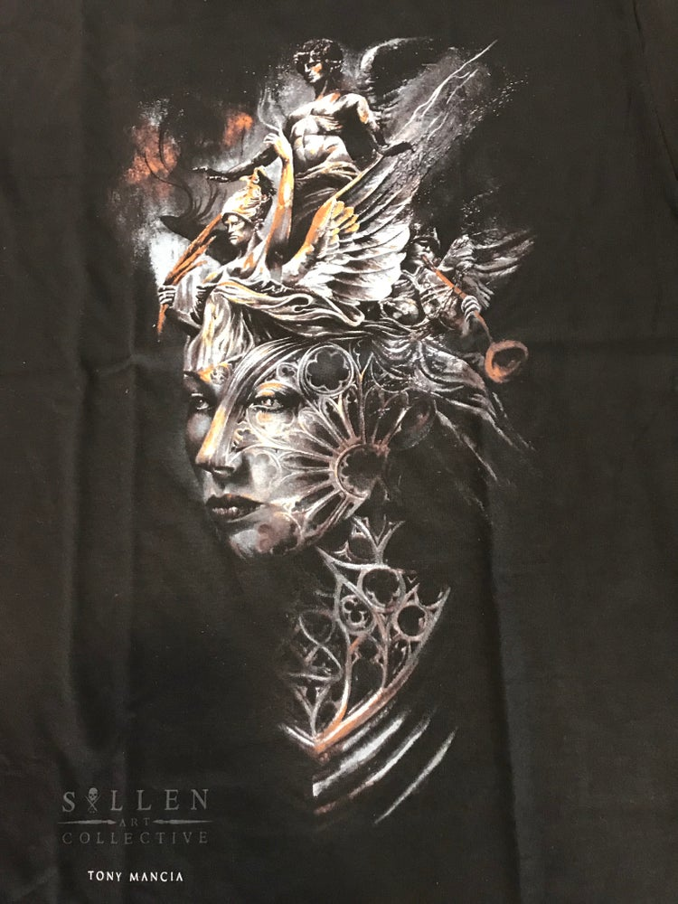 Image of Tony Mancia X Sullen Clothing 'Legion' Tee