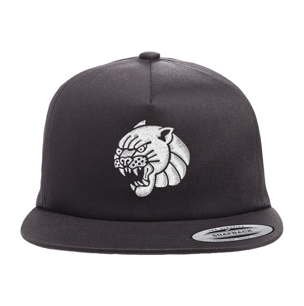 Image of Traditional Panther - Unstructured Snapback