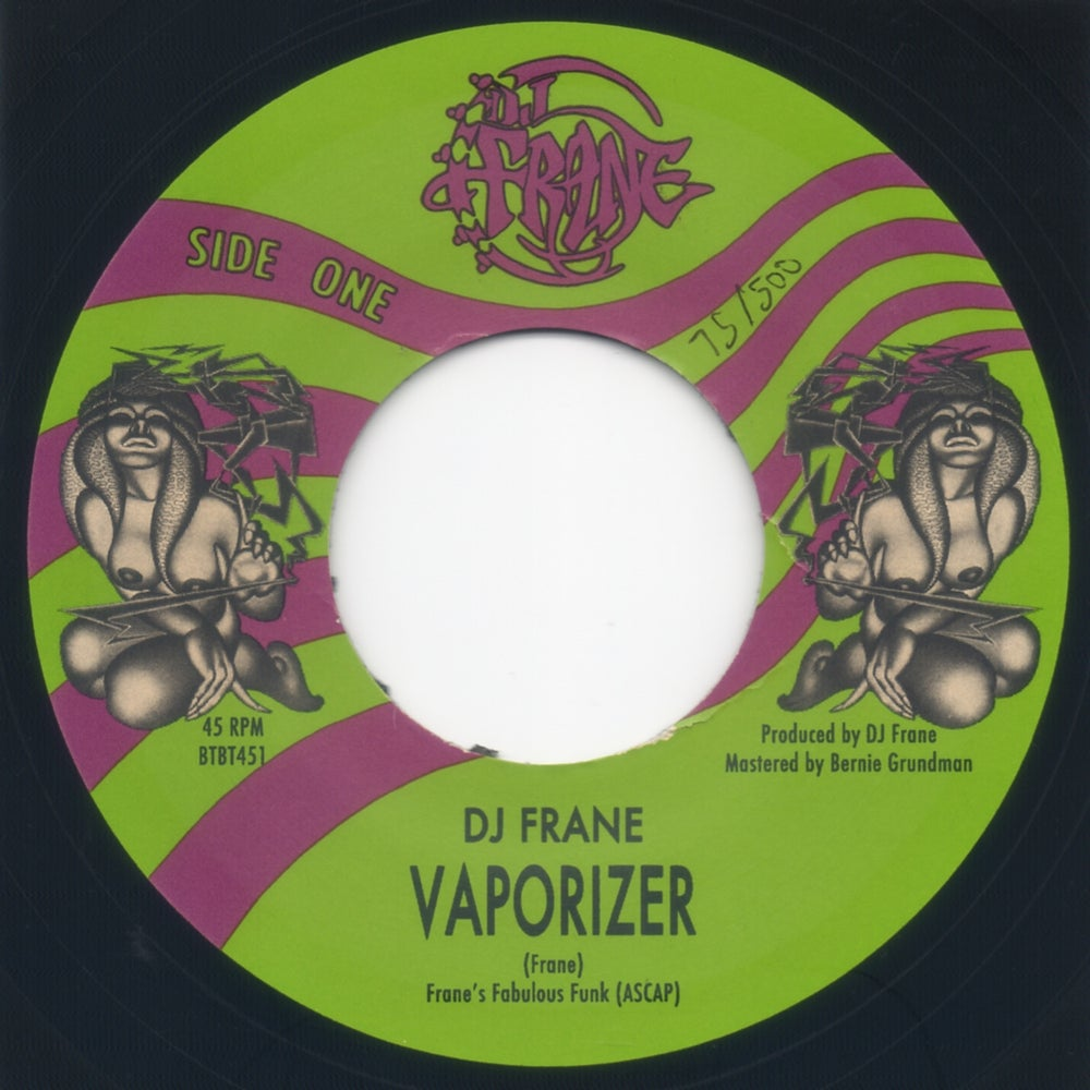 "Image of Vaporizer / You Can Put It Right Here - 7"" Vinyl"