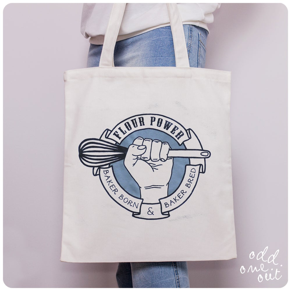 Image of Flour Power - Tote Bag