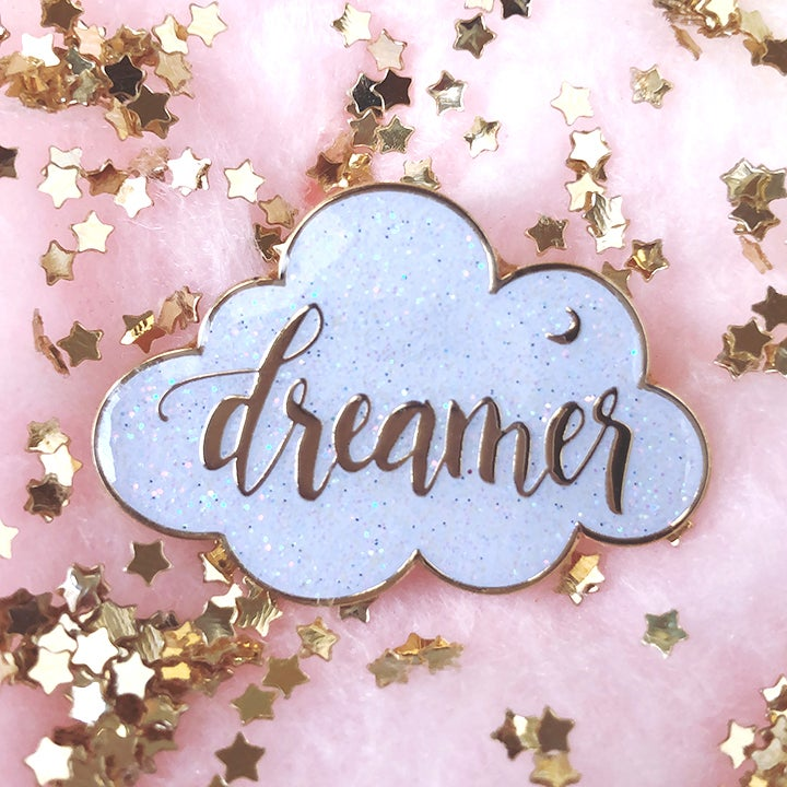 Image of Dreamer Pin | Fundraising