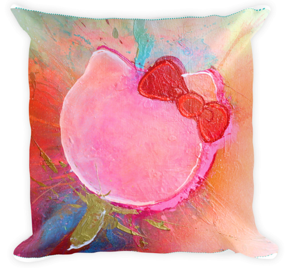 Image of Hello Yuki! [Pillow] *NEW item*