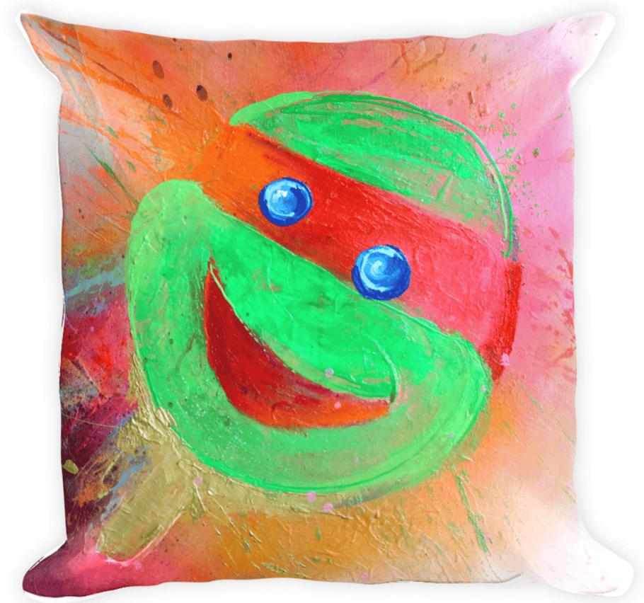 Image of Ninja Turtle Pop! [Pillow] *NEW item*