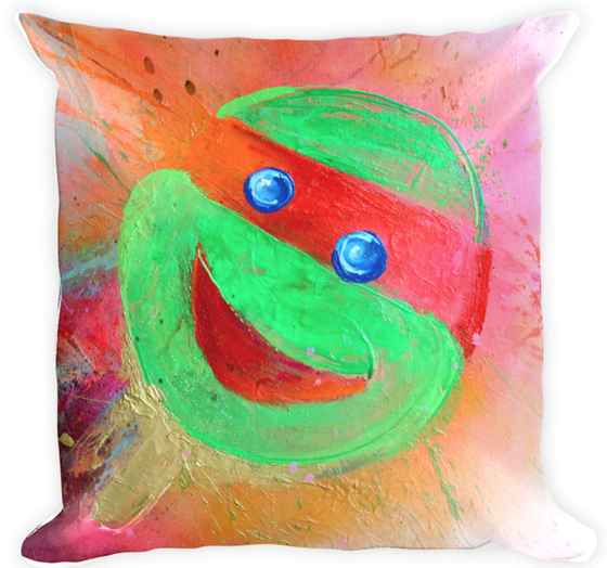 Image of Ninja Turtle Pop! [Pillow] *NEW item*