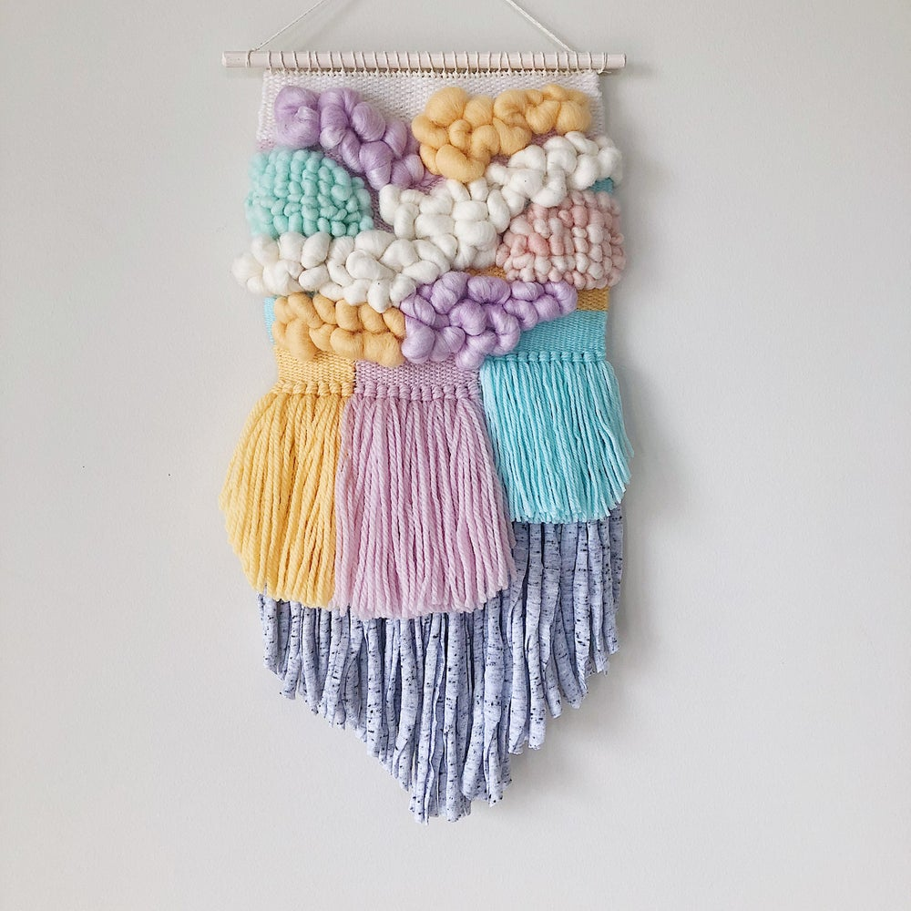Image of Woven Wall Hanging - Fruit Tingle