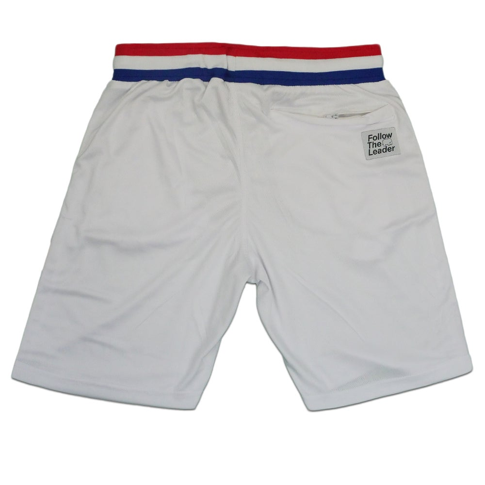Image of FTL Athletic Shorts (White)