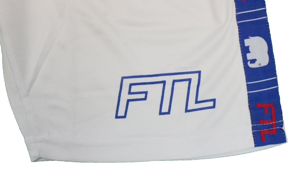 Image of FTL Athletic Shorts (White)