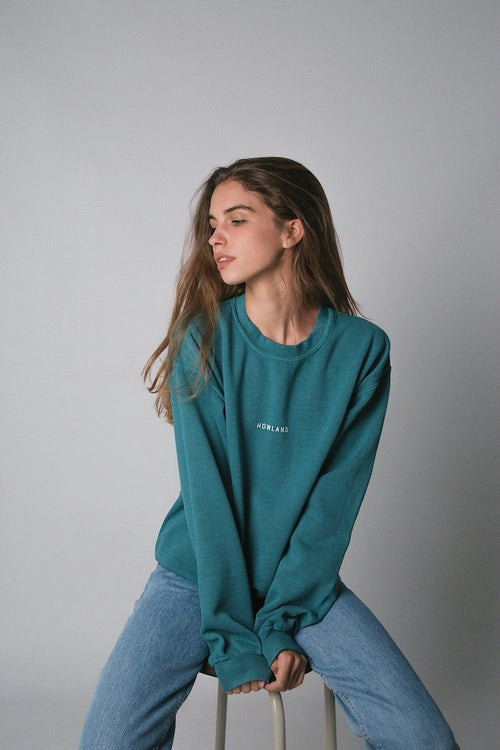 Image of INSIDE OUT SWEATER G.