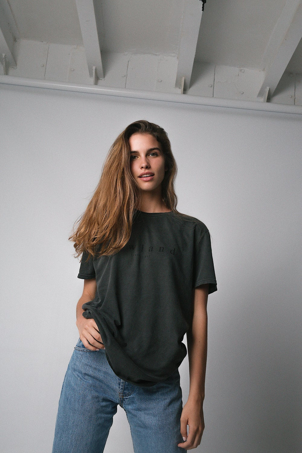 Image of SINCE 1992 WASHED T-SHIRT