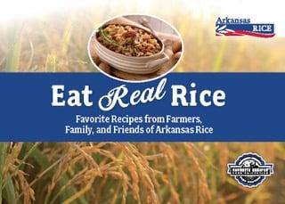 Image of Arkansas Rice Cookbook