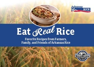 Image of Arkansas Rice Cookbook