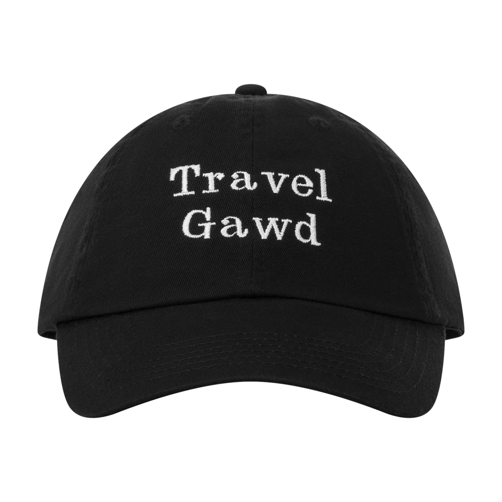 Image of Travel Gawd Dad Hat
