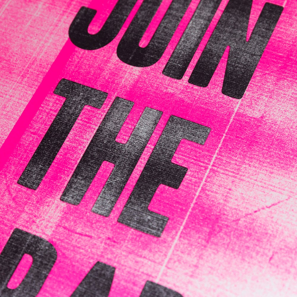 Image of Join The Parade (Bubblegum Pink)