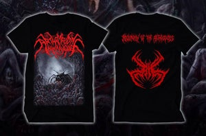 Image of ARTHROPODAL HUMANICIDE- T-SHIRTS COMBO